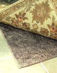 what size rug pad rug on carpet pad based on your entered rug size this rug what size rug pad