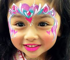 Free teen face painting
