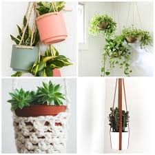 21 DIY Hanging Planters YOU Can Make