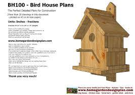 wooden bird house plans garden bird house plans pdf woodworking