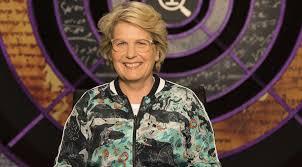 Alan Davies QI fool 'an act' says new host Sandi Toksvig   BT