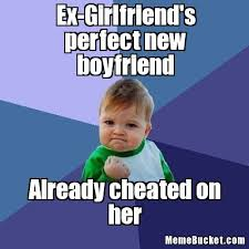Ex-Girlfriend's perfect new boyfriend - Create Your Own Meme via Relatably.com