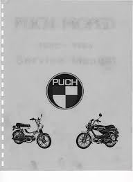 puch service manual 1980 1984