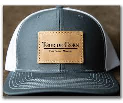 holtz leather patch trucker cap