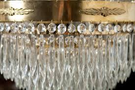 impressive glass crystal chandelier antique cut glass chandelier sweden c 1900 bonnin ashley