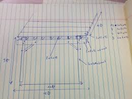 pergola sizing question doityourself com community forums pergola sizing question