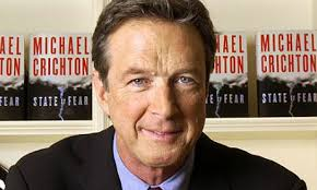 late author michael crichton warned of global warming s dangerous crichton warns that global warming which has become both a cause catildecopylatildeumlbre and a supposed moral imperative not only has ldquolittle basis in fact or sciencerdquo