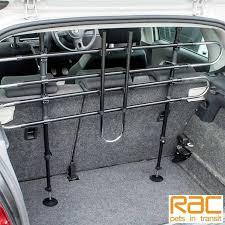 rac adjule cargo guard for dogs standard size