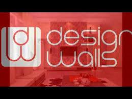 Small Picture TV Unit Wallpaper Design Walls Hyderabad 9866678689 I 7675003650