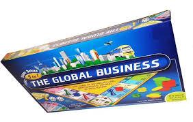 Fun Business Games Nilsea Cje Global Business 5 In 1 Super Deluxe Best Board Games