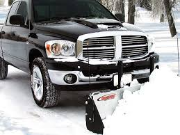 snowbear home series snow plows realtruck com top snow plowing tips