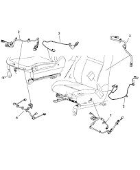 2008 chrysler sebring wiring seats front diagram i2210584