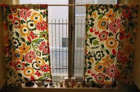 Kitchen Curtain Pattern