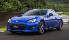 2017 Subaru BRZ Review, Specs