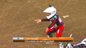 2018 ktm jr challenge. exellent 2018 supercross  the winner of the ktm junior supercross in 2018 ktm jr challenge
