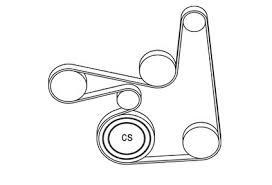 bmw xi l l serpentine belt diagram com above is a diagram for replacing your serpentine belt for a 2002 bmw 325xi a l6 2 5l engine