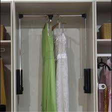 perfect closet clothes rod