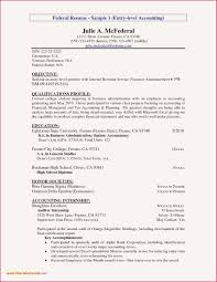 Resume Template Education Administration Beautiful Image Conduct
