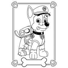 Rocky Patrol Kleurplaat Paw Patrol Paw Patrol Rocky Colouring Pages
