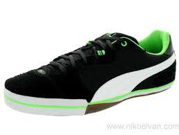 puma indoor soccer shoes for men. puma united states | men\u0027s esito vulc sala indoor soccer shoes - black/white/fluro green 102038 22 for men l