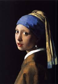one of vermeer s masterpieces this painting utilizes a pearl earring as a focal point it is sometimes known as the dutch mona