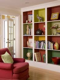 Built In Living Room Colofull Shelving Units Shelving Store