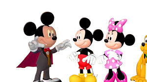 Mickey Mouse Coloring Pages ABC Alphabet Song Episode 17 - Mickey ...