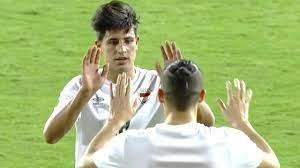 ملخص مباراة العراق و طاجيكستان | مباراة ودية 24-5-2021 - YouTube
