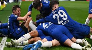 Excellent shot that forced orjan nyland into a save. Timo Werner Christian Pulisic Mason Mount Others React After Chelsea Makes Way In Ucl 2021 Finals