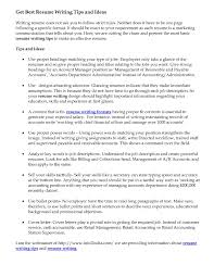 Resume Writing For Beginners Technical Resume Writer