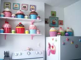 Cupcake Kitchen Accessories Decor Enchanting Surprising Cupcake Kitchen Decor Interior Lighting Design Ideas