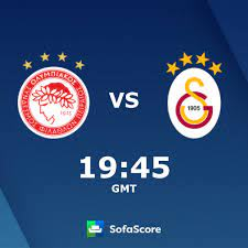Olympiacos Galatasaray live score, video stream and H2H results - SofaScore