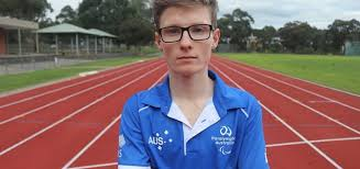 He represented australia at the 2016 rio paralympics i. December 22nd Paralympian Jaryd Clifford Legally Blind Sets World Record For 1500m 3 44 58