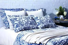 french blue toile bedding french country bedding