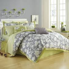 light green comforter set secret garden com 2 regarding gray and sets remodel lime queen full