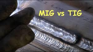 welding aluminum tig vs mig spool gun