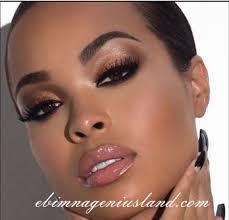 the best make up for dark skin las