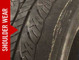 Tire Wear Patterns Classy What Do Your Tire Wear Patterns Mean Completely Firestone