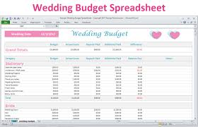 Wedding Budget Calculator Wedding Budget Spreadsheet Planner Excel Wedding Budget 7