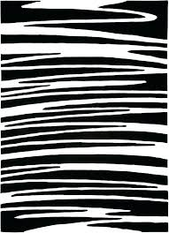 black and white striped rug black and white rug white and black area rug black and black and white striped rug
