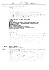 Credit Analyst Resume Example Cib Credit Analyst Resume Samples Velvet Jobs