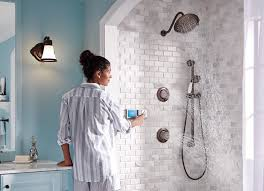 its u by moen smart shower system s moen com whats new innovation u is receiving several upgrades for compatibility with assistants