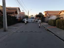 "Muni Cerrillos على تويتر: ""Operativo en Villa #PortalOeste contra ..."