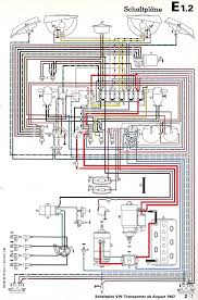 vintagebus com vw bus (and other) wiring diagrams schematic wiring diagram direction key com vw bus (and other) wiring diagrams