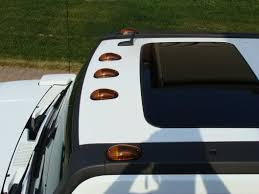 Roof Marker Light Spacing Hummer Forums Enthusiast Forum
