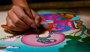 art in an important pillar of kids holistic development and that s why art is inhe part of waldorf schools the world of the child is full of color and