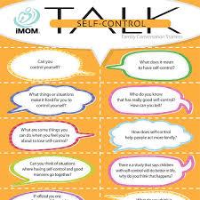 Self control strategies for teens