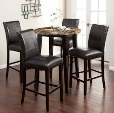 Tall Round Kitchen Table Round Dining Table And Chairs For 4 Small Kitchen Table Sets