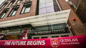 the loyola chicago mba top part time mba and ms graduate explore the schreiber center
