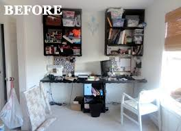 organize home office deco. Before And After Home Office - Organizing Ideas Organize Deco
